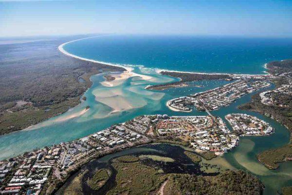 Beach & Bush, Nth To Noosa, Over The Rainbow, South West Scenic, Sunny Coast Cyclone