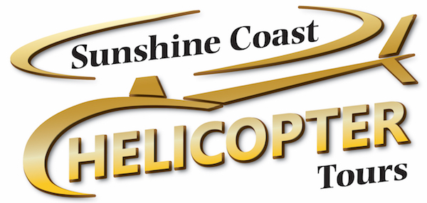 Sunshine Coast Helicopters Logo White copy